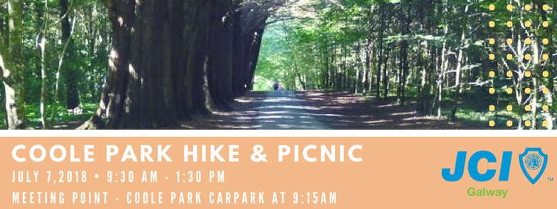 July Fellowship Gathering Coole Park Hike and Picnic