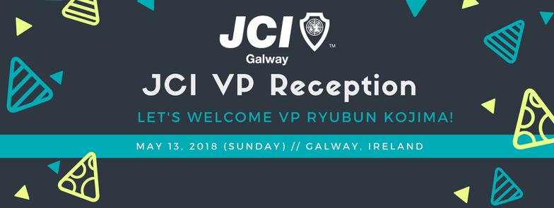JCI Vice President Reception