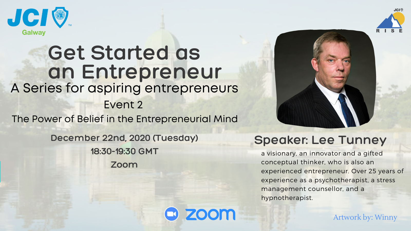 Get Started as an Entrepreneur Series - 2: The Power of Belief in the Entrepreneurial Mind