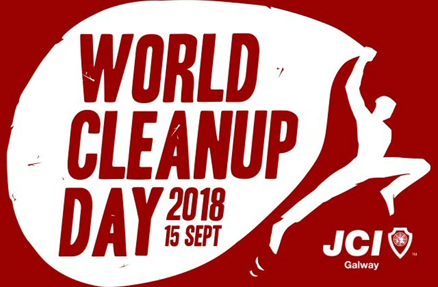 World Cleanup Day Galway 2018