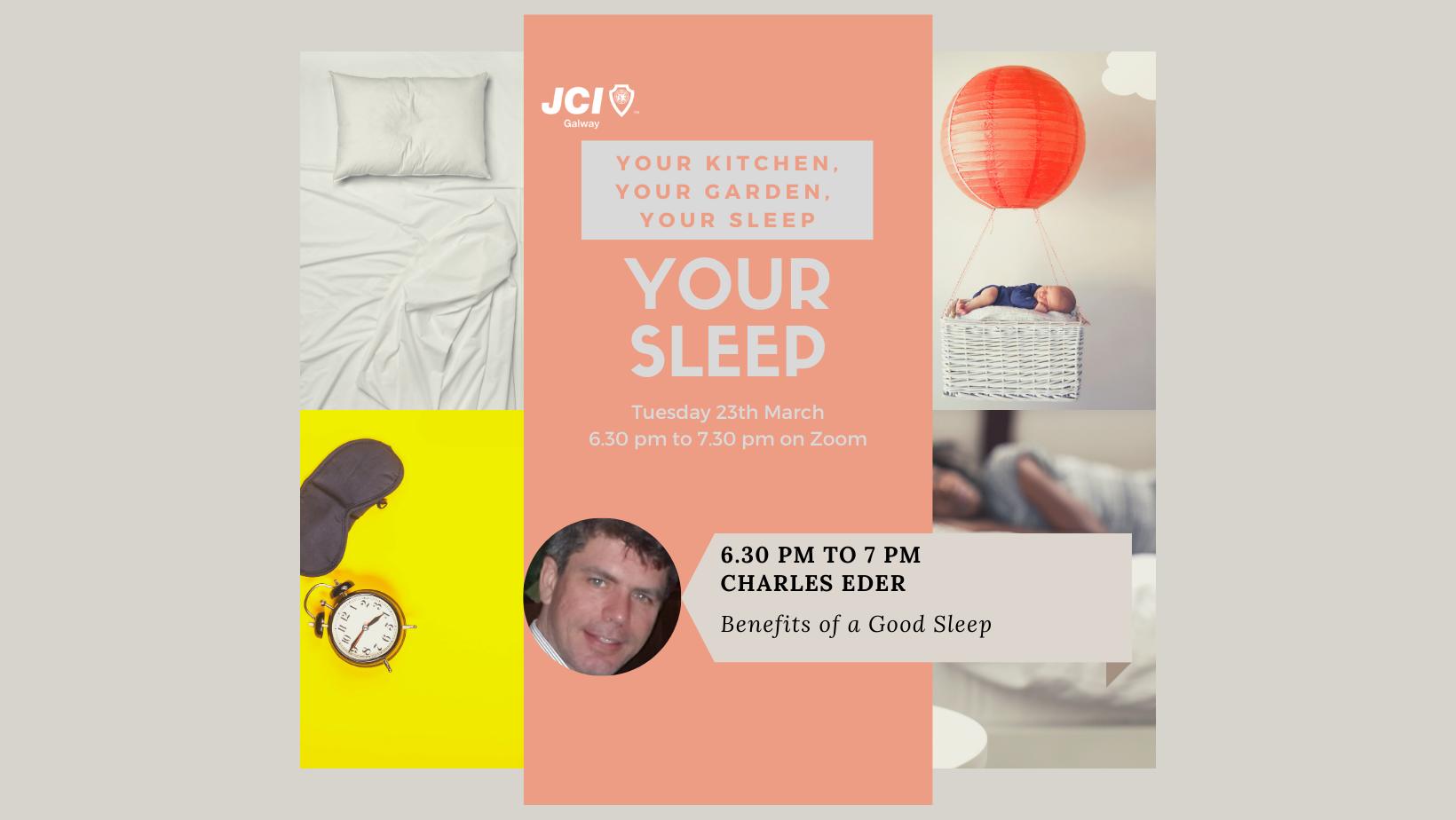 'Your Sleep': Benefits of a Good Sleep